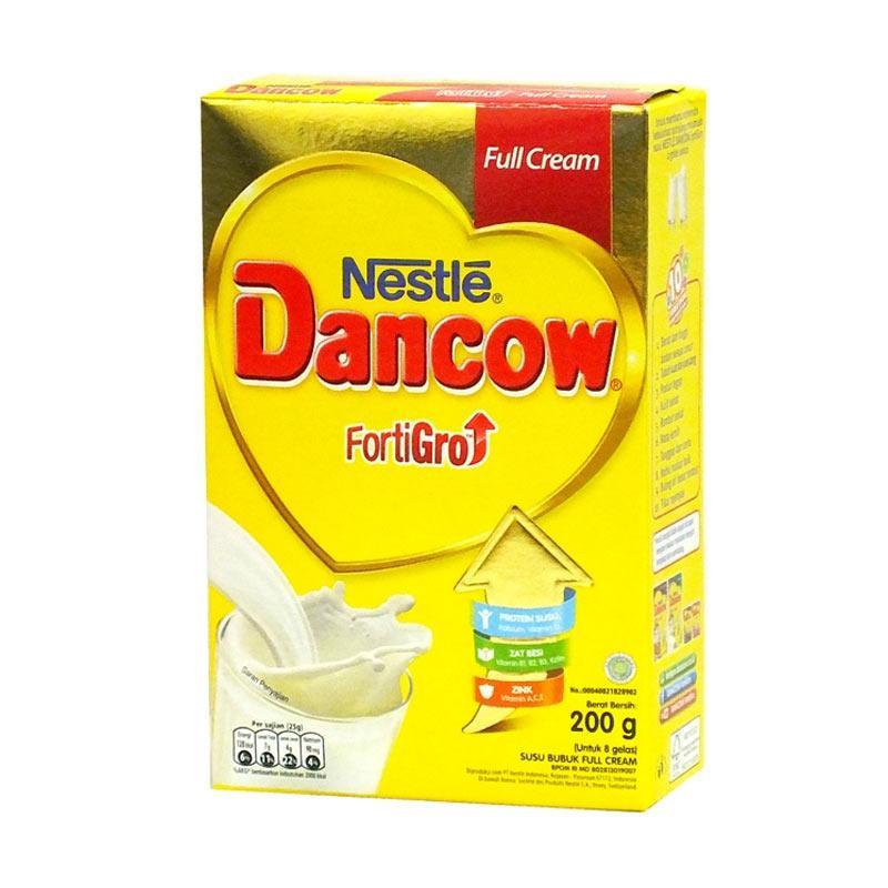 Jual Dancow Full Cream Econo Pack Susu Bubuk 200 G Online Desember 2020 Blibli