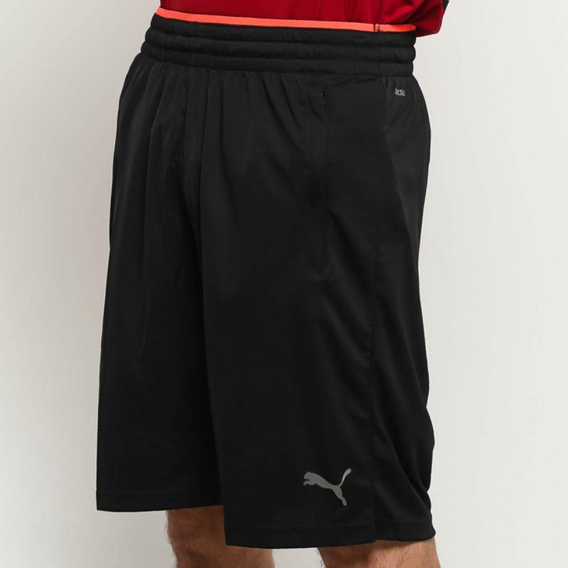 d2def1c999 PUMA Men Training Collective Knit Short Pants Olahraga Pria [518362 03]