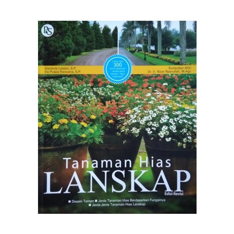 Jual Penebar Swadaya Tanaman Hias Lanskap Edisi Revisi Buku Edukasi Online Januari 2021   Blibli