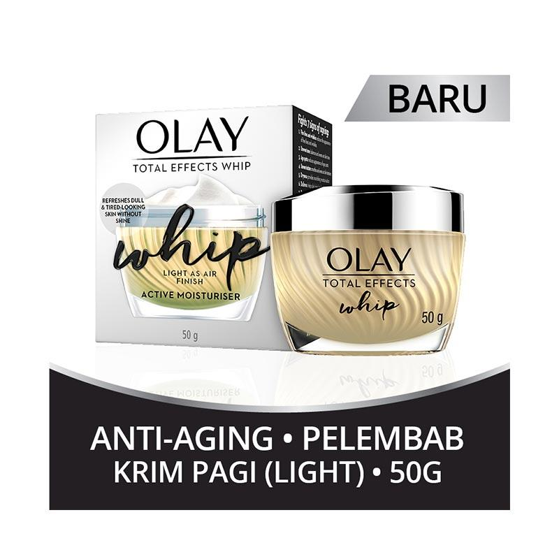 Olay Total Effects Whip Active Moisturizer Krim 50 g