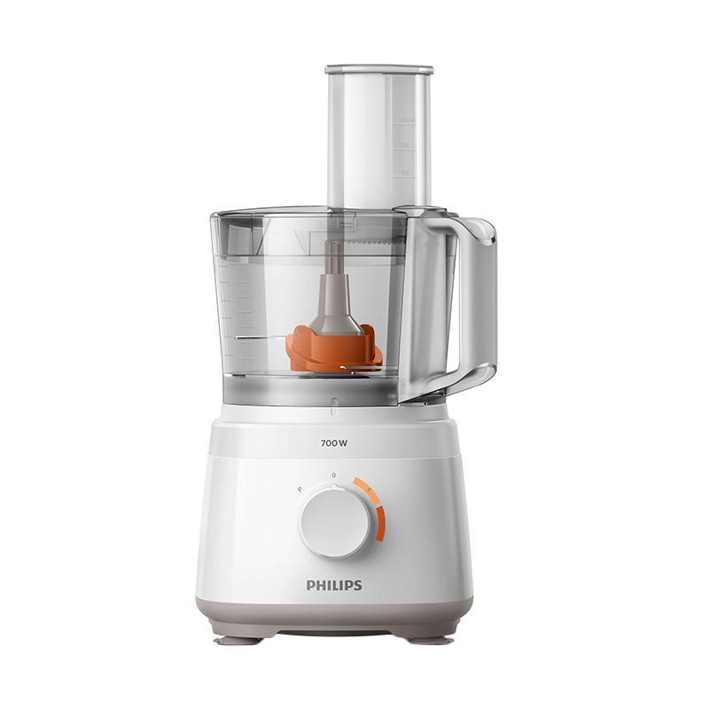 Philips HR7310 00 Food Processor 700 W Putih