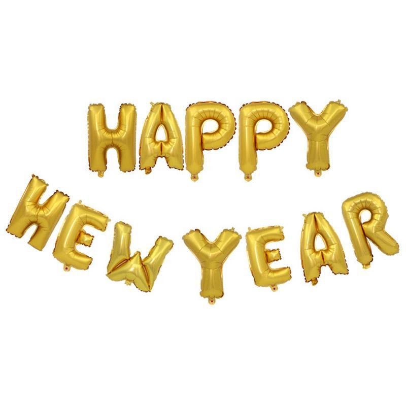Happy New Year Balloons 95