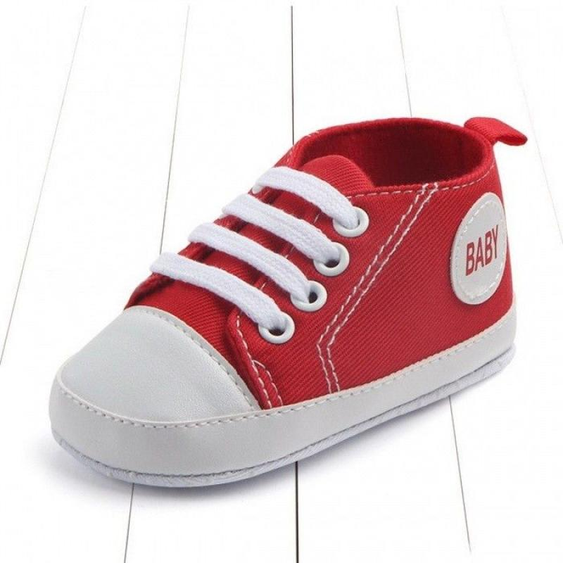 FIged Infant Baby Soft Single Fashion Solid Casual Outdoor Shoes First Walkers