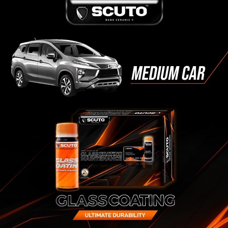 Jual Scuto Glass Coating Medium Car Online Februari 2021 Blibli