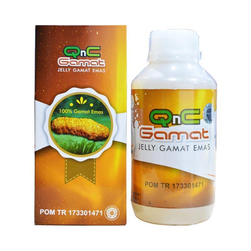 QnC Jelly Gamat Original Suplemen Kesehatan