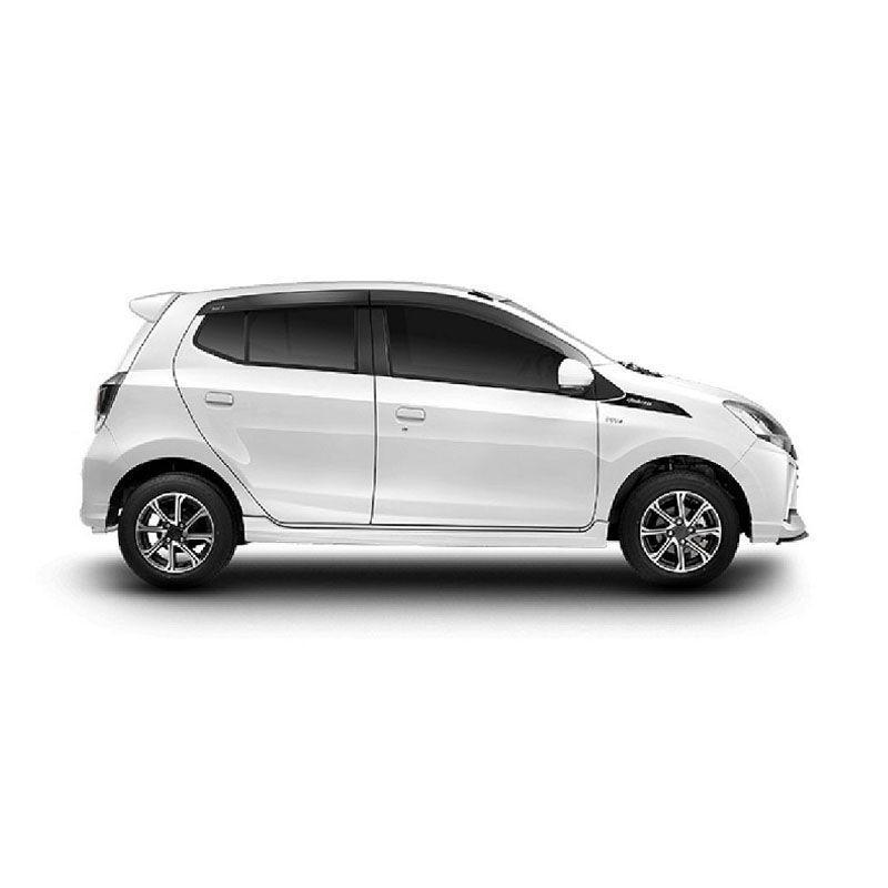 Daihatsu New Ayla 1 2 X