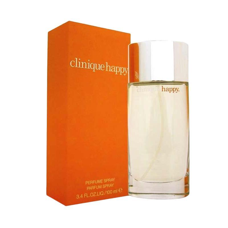 harga Clinique Happy for EDT Women Parfum [100 mL] Blibli.com