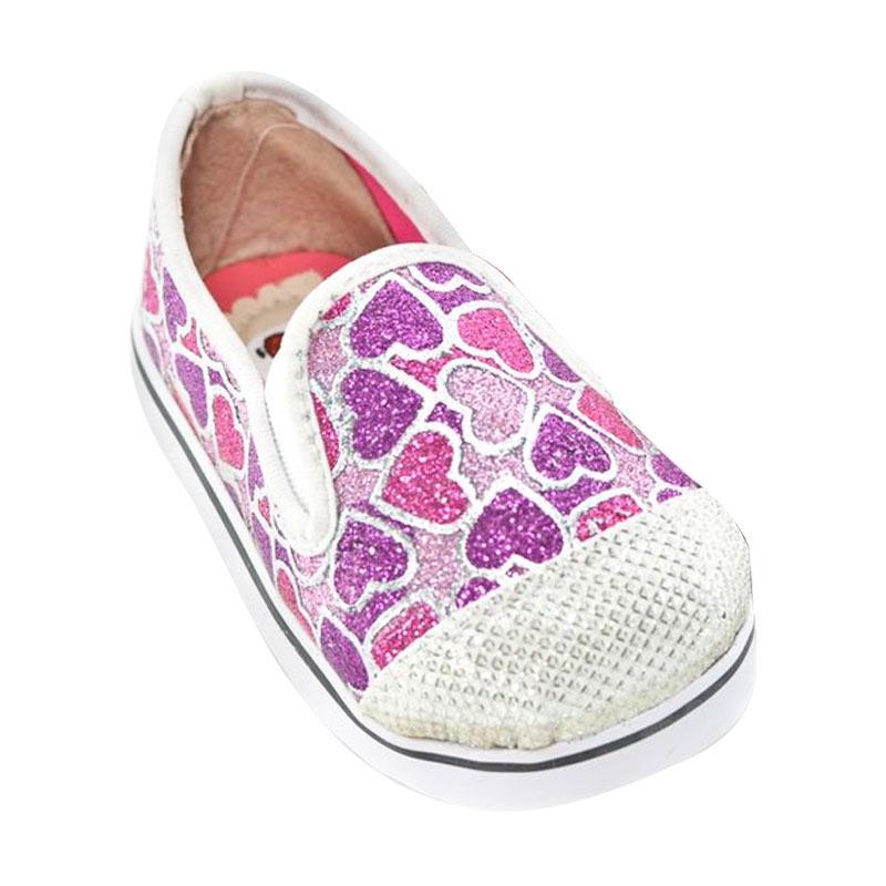 harga Holise 544106 Selena Barbie Sepatu Balita - Silver Blibli.com