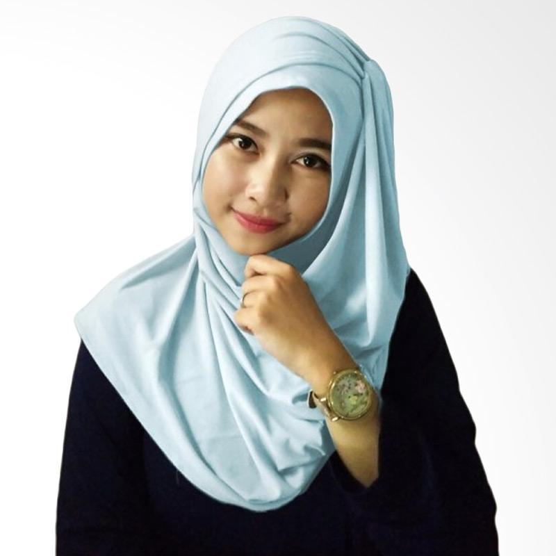 Milyarda Hijab Alesya - Baby blue