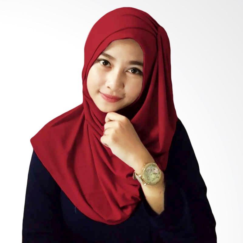 Kus Group Alesya Hijab Maroon