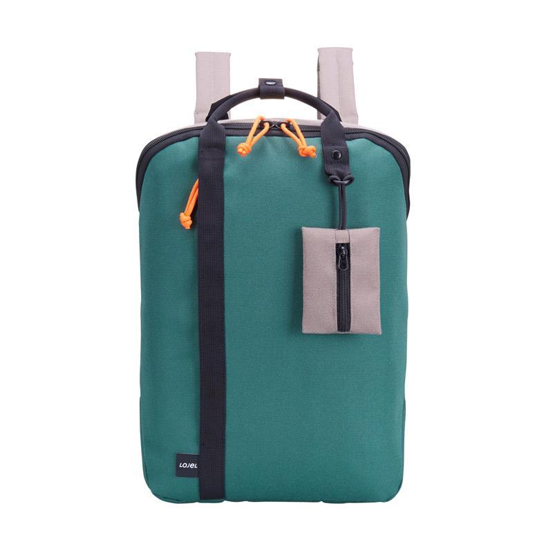 Lojel Tago P-GRN Backpack Tas Laptop - Pine Green [13 L]