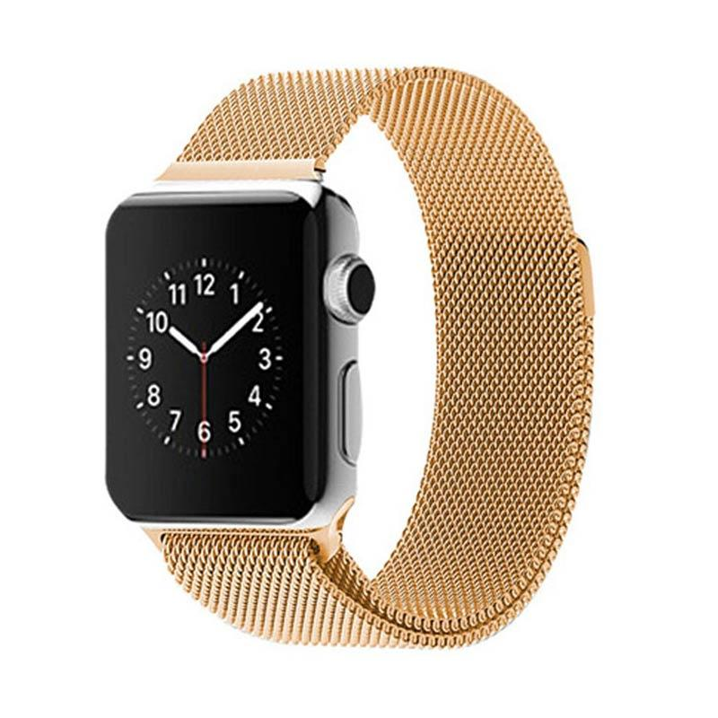OEM Milanese Braclet for Apple Watch - Gold [42 mm]