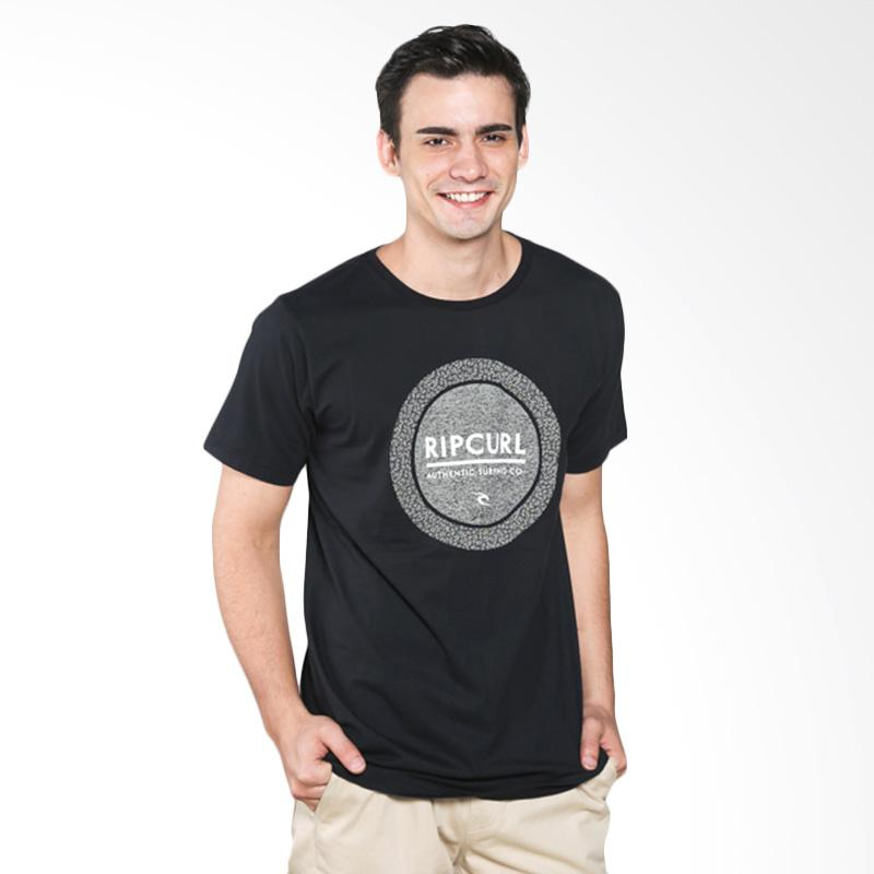 Rip Curl Eclipsed Tee CTEUT1 90 T-Shirt - Black Extra diskon 7% setiap hari Extra diskon 5% setiap hari Citibank – lebih hemat 10%
