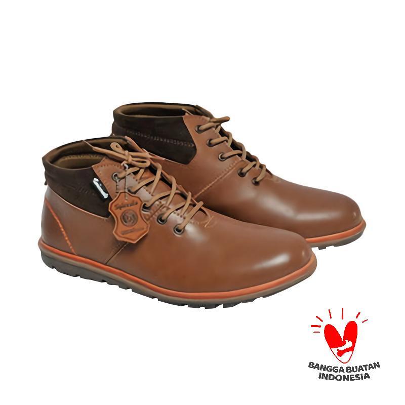 Spiccato SP 538.02 Sepatu Boots Pria