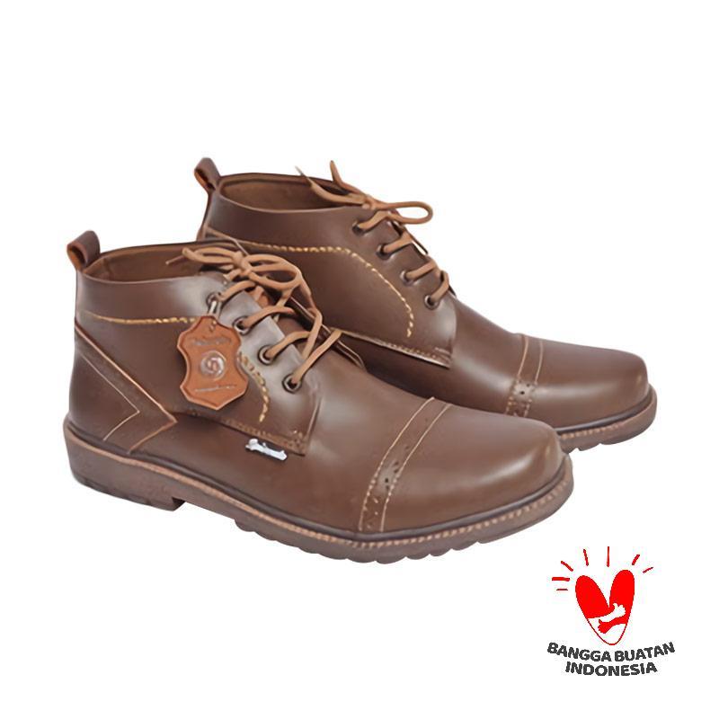 Spiccato SP 538.03 Sepatu Boots Pria