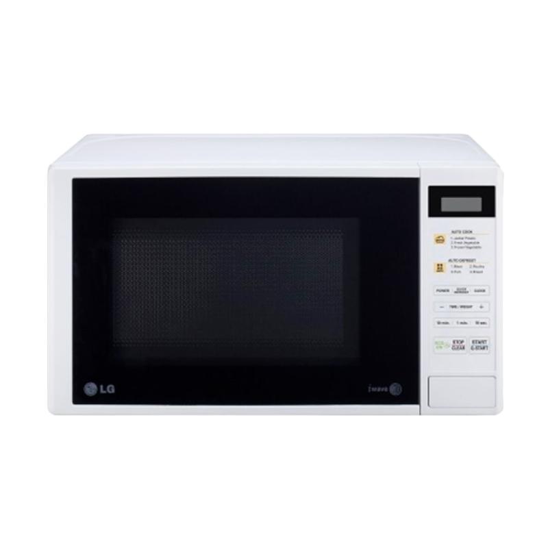 LG MS2042D Standard Microwave - Putih [20 L]