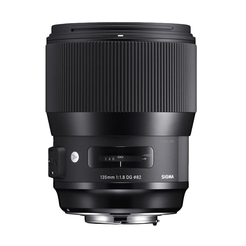 Sigma Lens 135mm f/1.8 DG HSM (A) for Canon