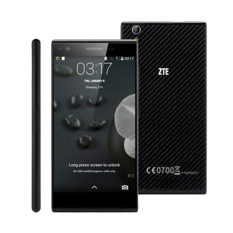 ZTE Blade Vec Pro Smartphone - Black [8 GB/ 1 GB]