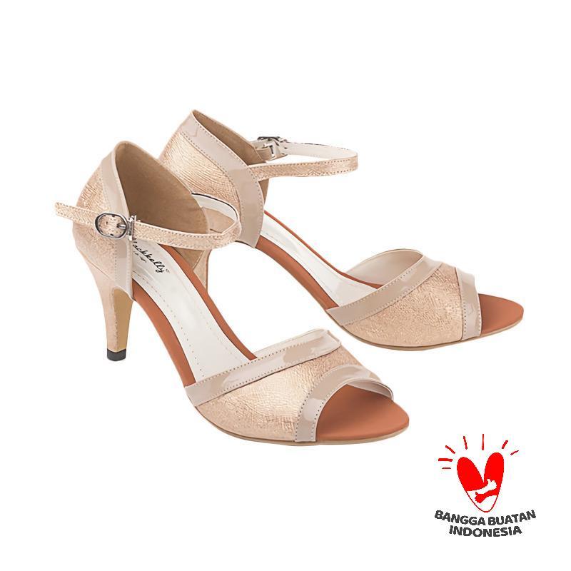 Blackkelly LLM 173 Sandal Heels Wanita
