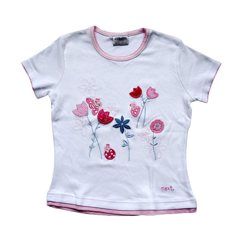 harga Harpoon Bunga Baju Bayi Perempuan - Putih Blibli.com