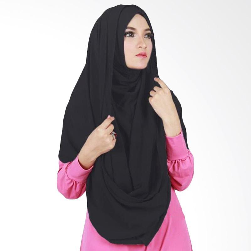 Kus Group Sirhood Hijab - Hitam