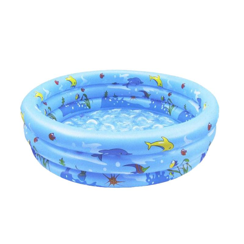 TSH Pool Kolam Renang Anak - Biru [90 cm]