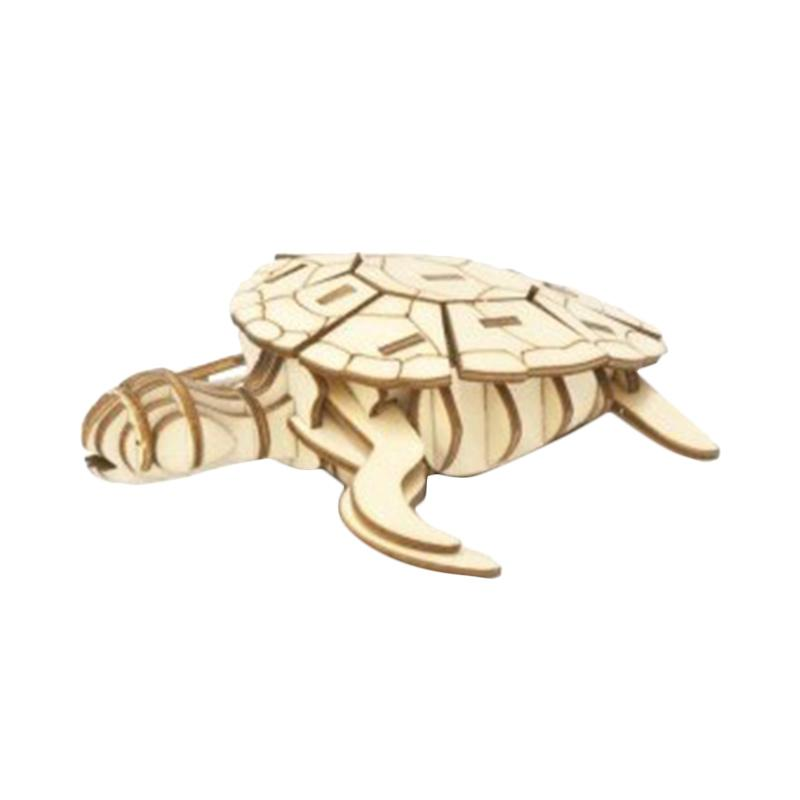 Kigumi Sea Turtle 3D Puzzle