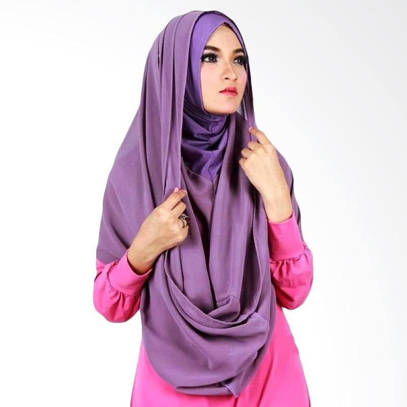 Kus_group Sirhood Hijab - Ungu