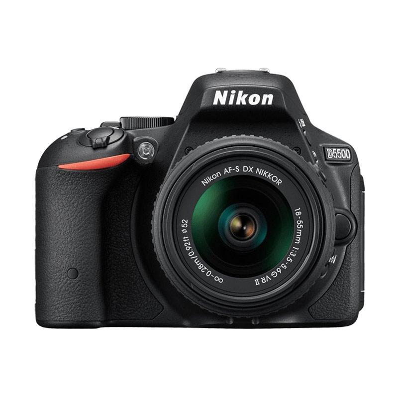 Nikon D 5500 Kit AF-P 18-55