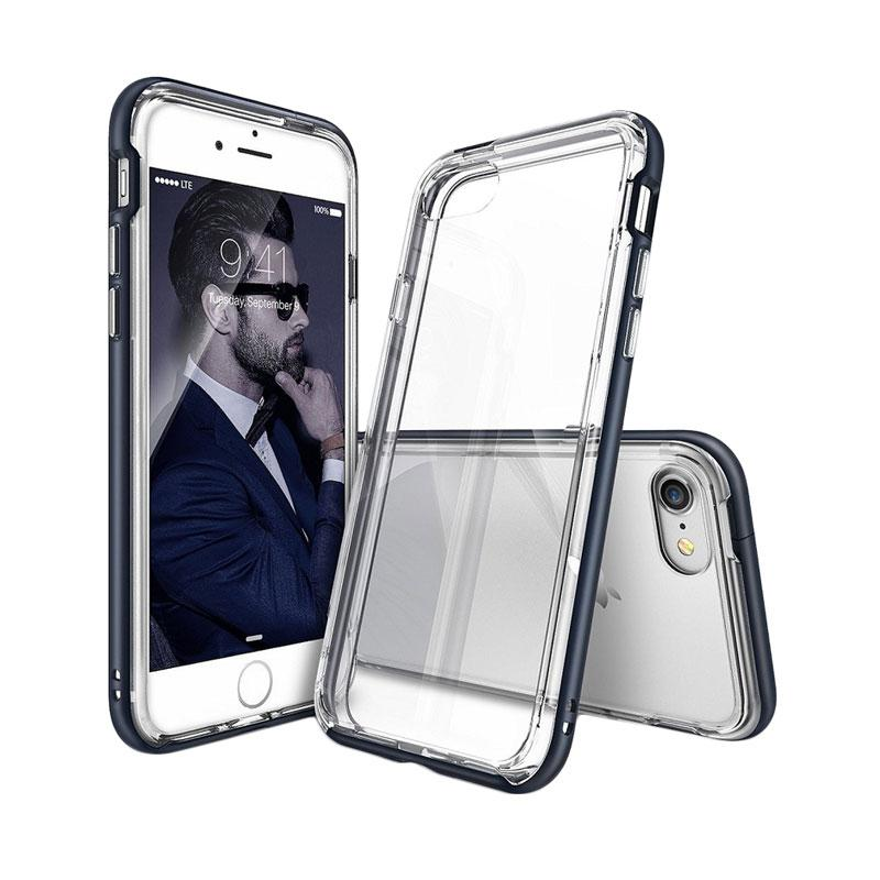 Ringke Frame Casing for iPhone 7 - Slate Metal