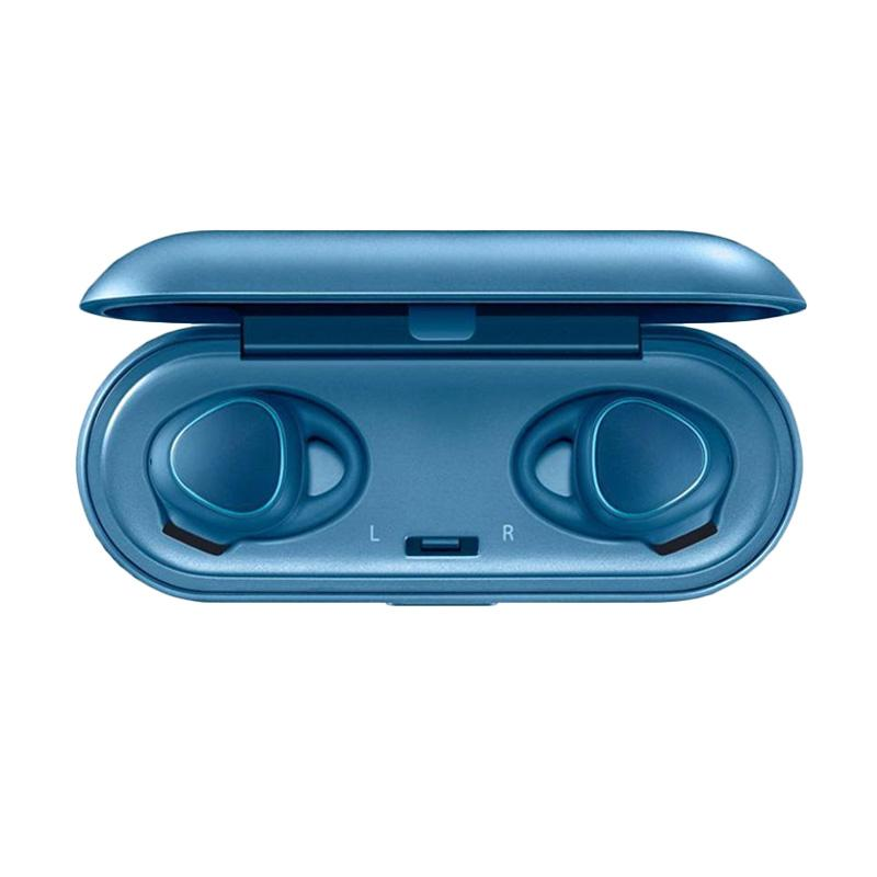 harga Samsung Gear IconX Earphone - Blue Blibli.com