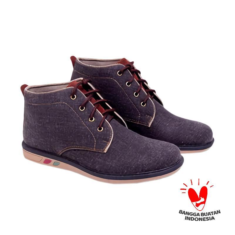 Spiccato SP 559.02 Sepatu Boots Pria