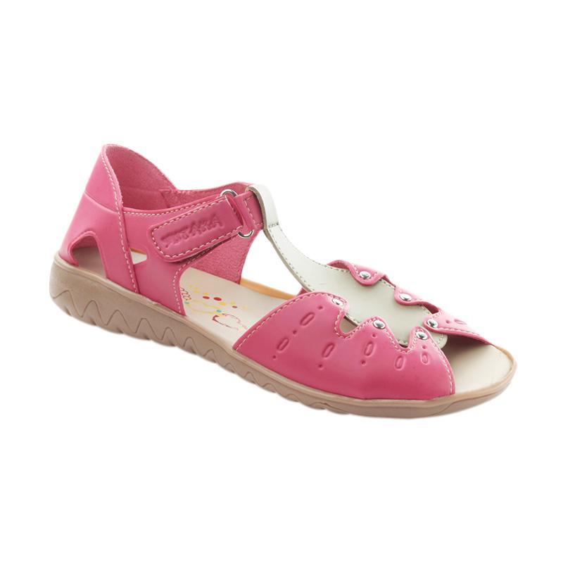 Yutaka Casual Sepatu Wanita - Pink