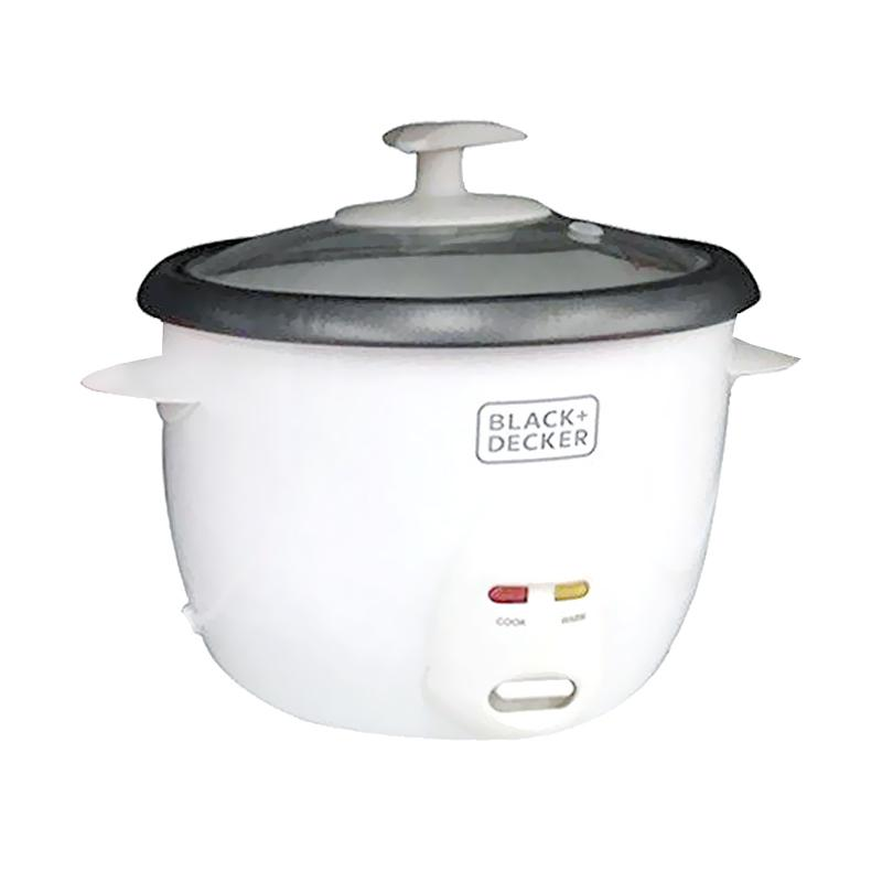 Black n Decker RC1050-B1 Rice Cooker [1 L]