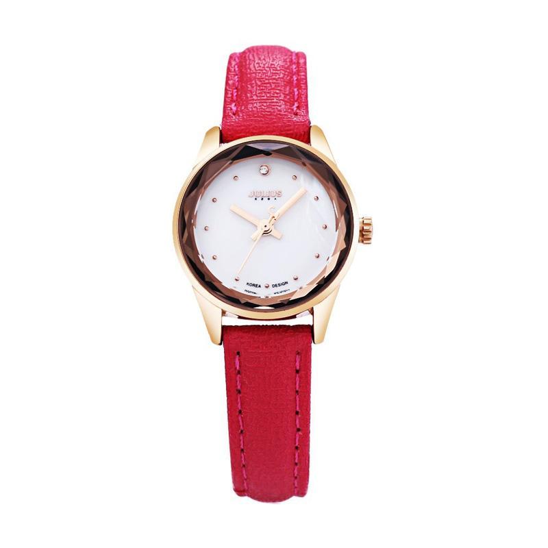 Julius JA-723-C Jam Tangan Wanita - Merah