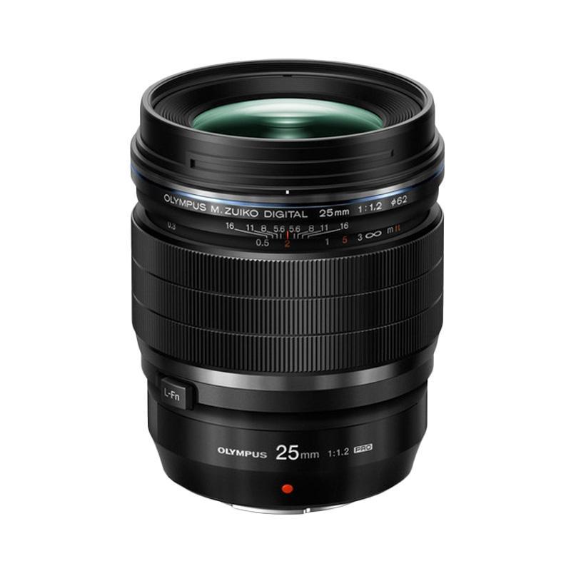 Olympus Lensa ED M 25 f/1.2 Pro