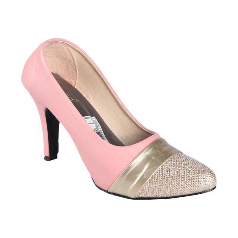 RSM SN-151 Sepatu High Heels Wanita - Pink