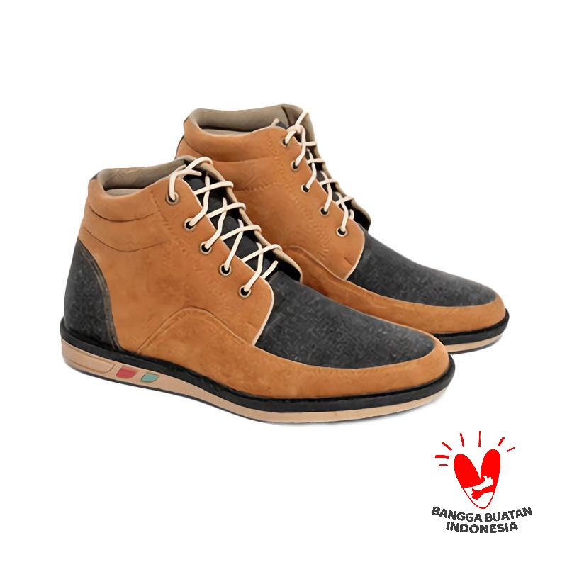 Spiccato SP 559.03 Sepatu Boots Pria