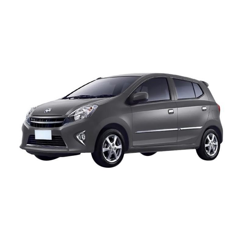 Toyota Agya 1.0 G Mobil - Grey Metallic Extra diskon 7% setiap hari Extra diskon 5% setiap hari Citibank – lebih hemat 10%