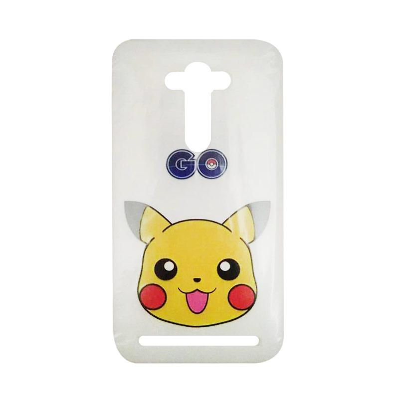 FDT TPU Pokemon 003 Casing for Asus ZenFone 2 Laser 5.5 Inch