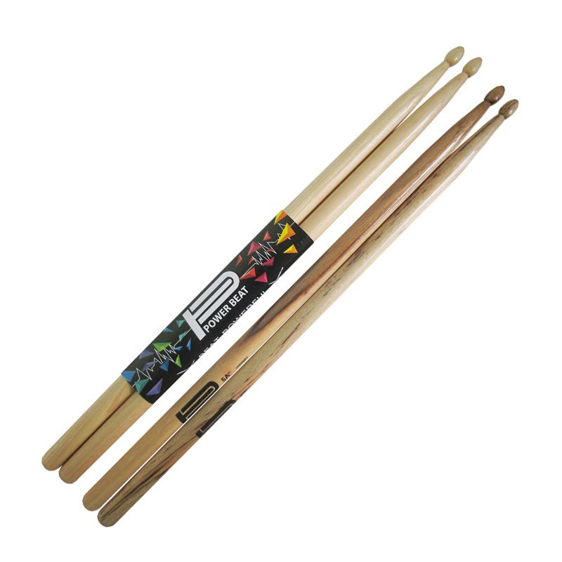 Beatme DST3 Wood Tip Drum Stick - WAS