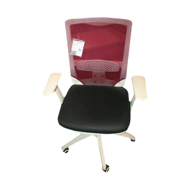 Ergosit Kursi kantor Or seat Armrest Biru Khusus Jakarta Ezyhero Source · Yafurni 3374B Kursi Kantor