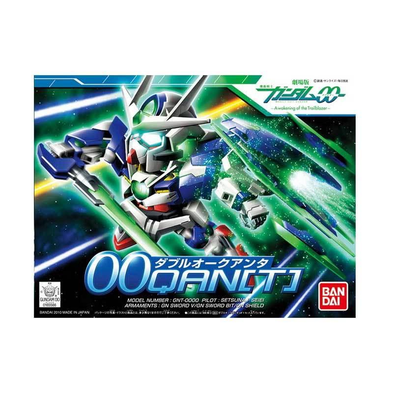 Bandai SD BB 364 OO Qan [T] OO Quanta Model Kit