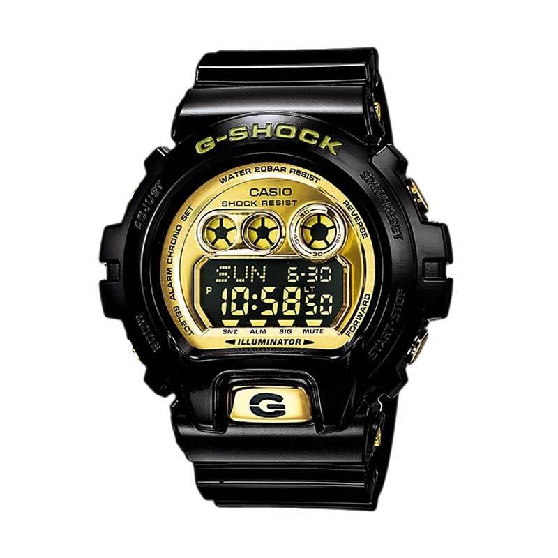 Casio G-Shock GD-X6900FB-1 Jam Tangan Pria - Hitam