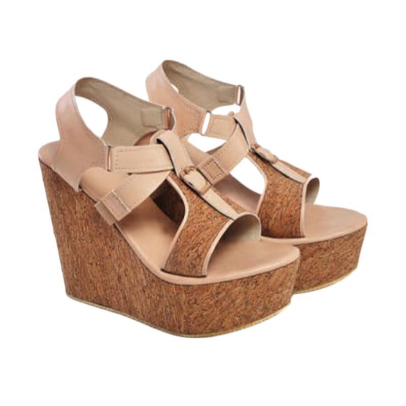 Spiccato SP 515.44 Sandal Wedges - Coklat