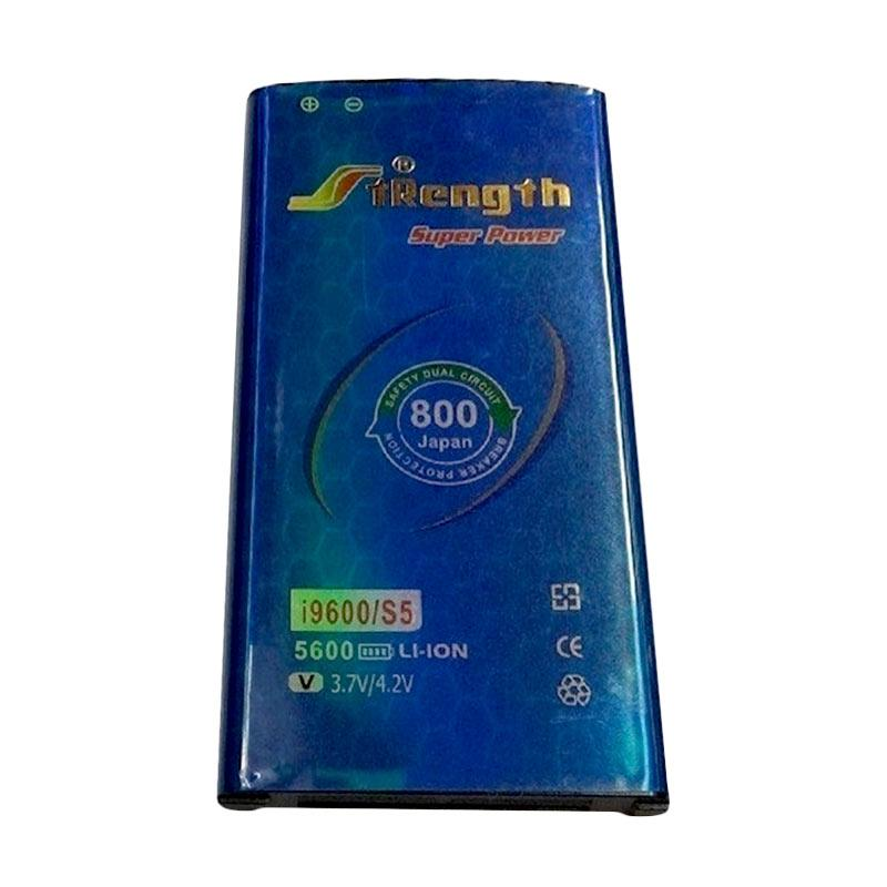 Strength Double Power Batery for Samsung S 5 [5600 mAh]