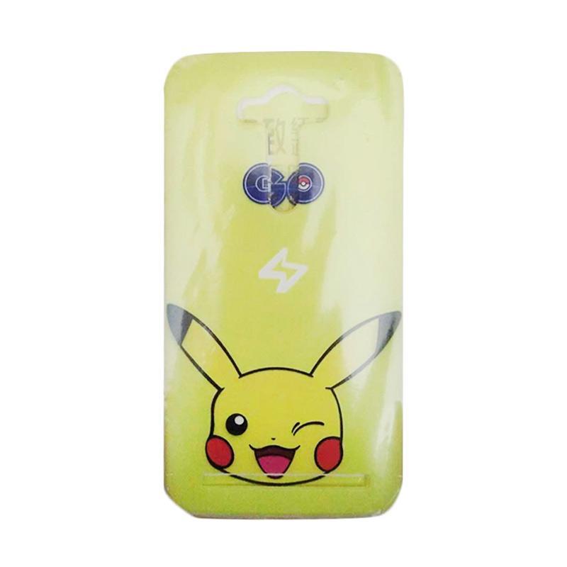 FDT TPU Pokemon 006 Casing for Asus ZenFone 2 Laser 5.5 Inch