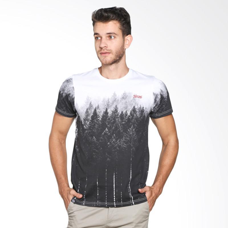 3 Second 112021712 Men T-shirt - White
