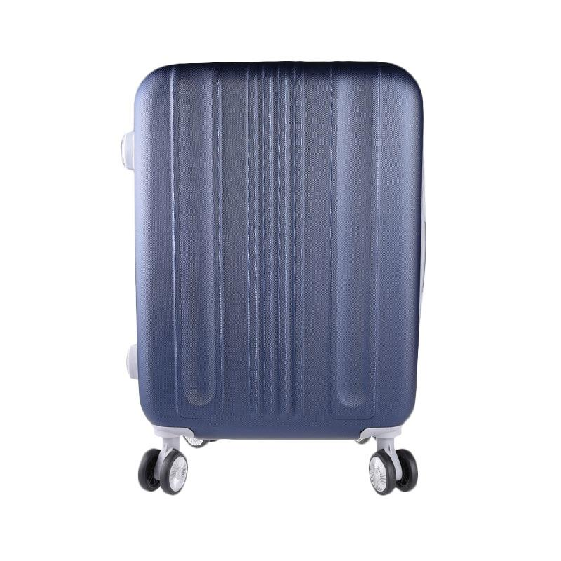 Polo Twin 706 Expandable Trolley Bag - D.Blue [21 inch]