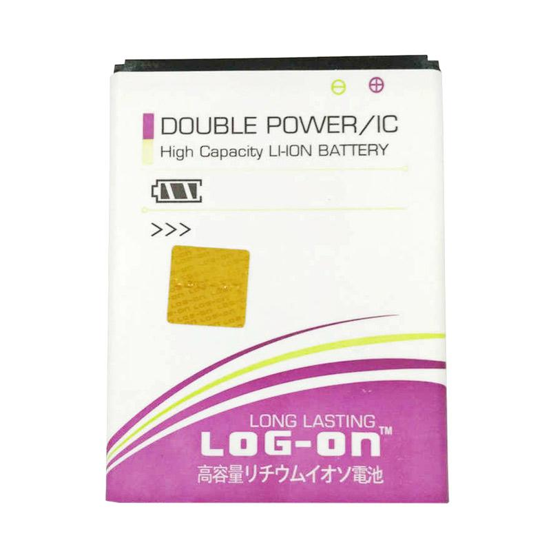Log On Double Power Battery for MITO A82 Plus 3G [2300 mAh]